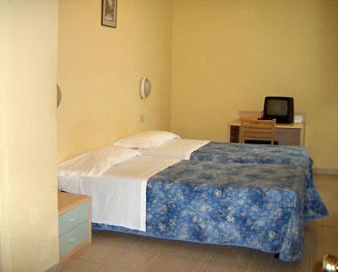 Klassenfahrt Touristenhotel Florenz- Zimmerbeispiel