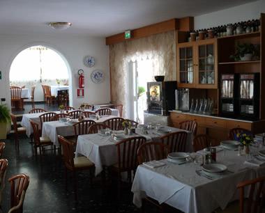 Klassenreise Hotel an der Versiliaküste- Restaurant