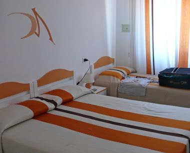 Abireise Hotel an der Versiliaküste: Zimmerbeispiel