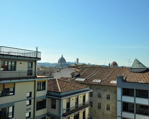 Klassenfahrt Plus Hostel Florenz- Petersdom