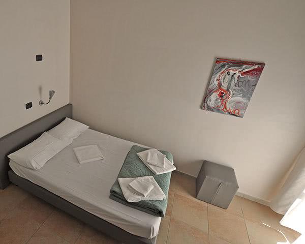 Jugendfahrt Plus Hostel Florenz- Zimmer