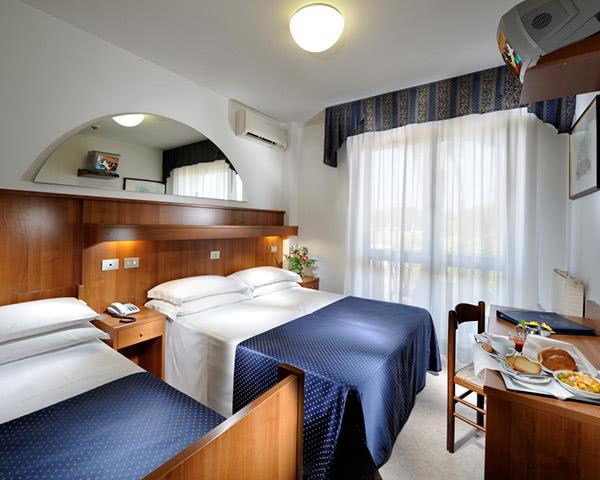 Schulfahrten Hotel Vina de Mar- Unterbringungsbeispiel