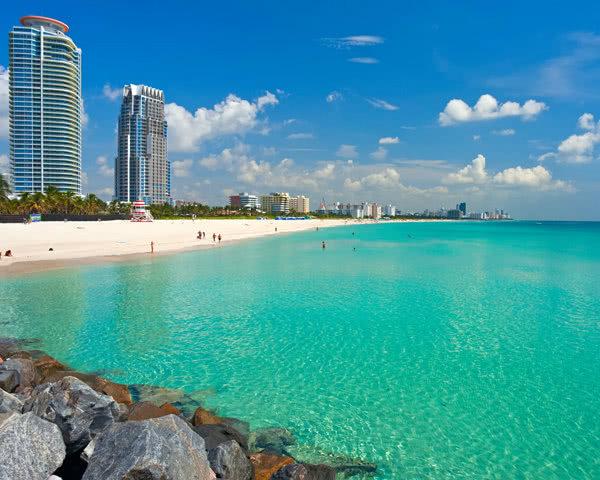 Flugreise Miami Beach