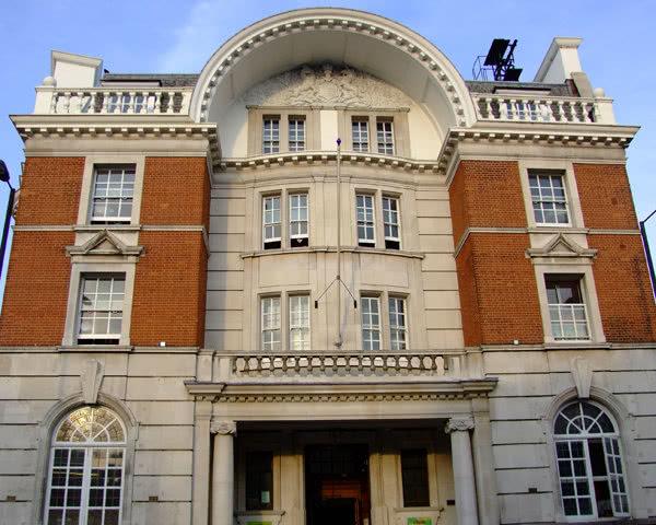 Klassenfahrt London Clink Hostel- Außenanicht