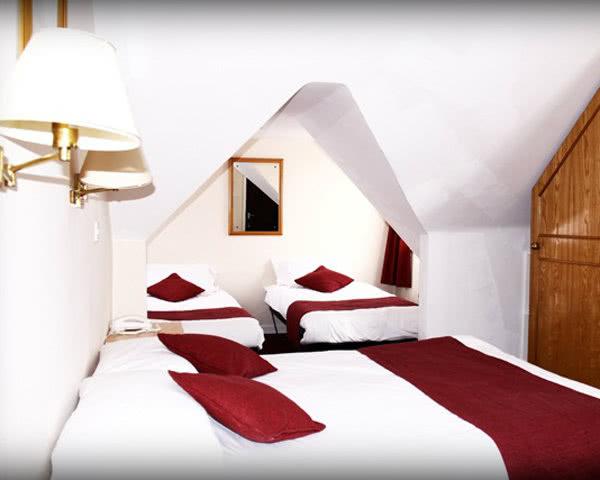 Studienfahrt London King Solomon Hotel: Zimmerbeispiel