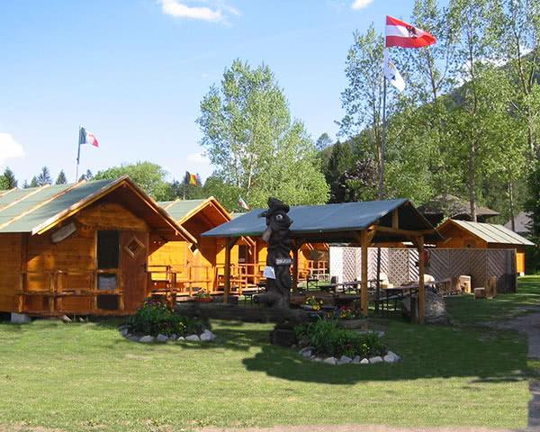 Schulreise Sport-Erlebnis-Camp: Unterkunft