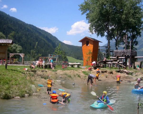 Gruppenreise Sport-Erlebnis-Camp: Wasserwelt
