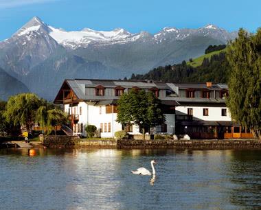 Schulfahrt Hotel Zell am See- Außenansicht