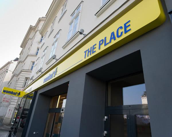 Klassenfahrt Wombats City Hostel Wien: Außenansicht