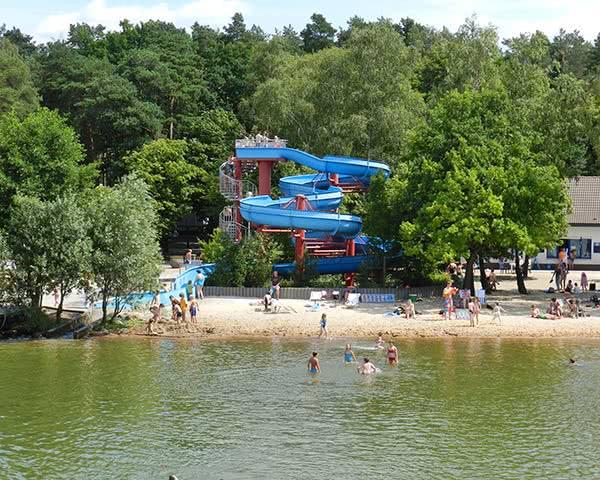 Klassenfahrt Sachsen-Anhalt: Strandbad am Arendsee