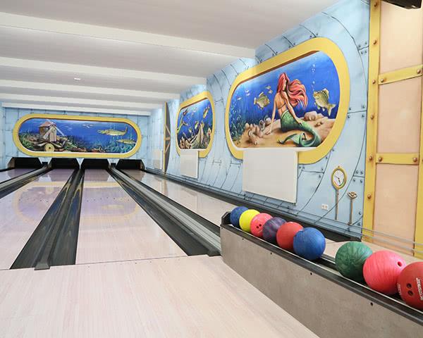 Studienfahrten Freizeitaktivitäten Ferienzentrum Arendsee- Bowling
