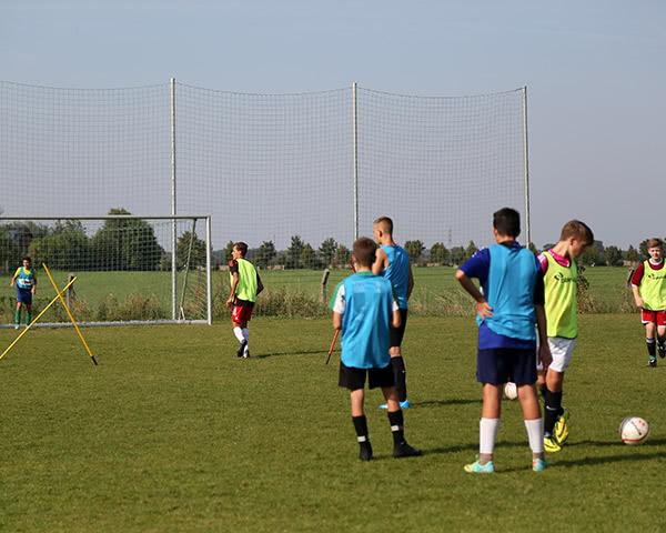 Schülerreisen Freizeitaktivitäten Ferienzentrum Arendsee: Fußball