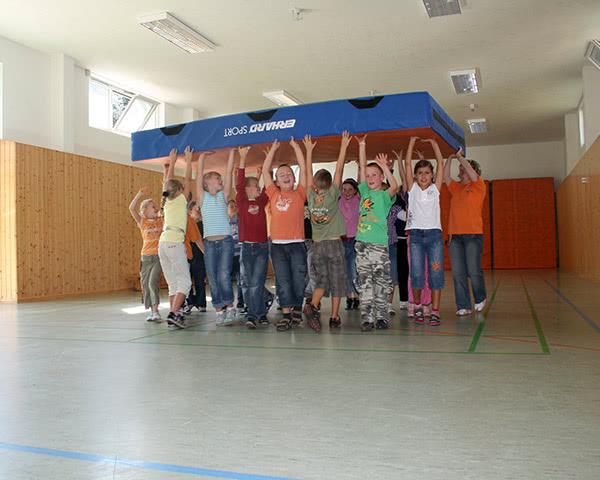 Jugendreisen Freizeitaktivitäten Ferienzentrum Arendsee: Sportgruppe