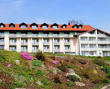 Abschlussfahrt Hotel Hohenauer Hof***- Außenansicht