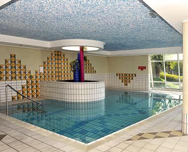 Jugendfahrt Hotel Hohenauer Hof***- Schwimmbad