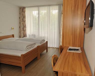 Klassenreise Hotel Hohenauer Hof***: Zimmerbeispiel