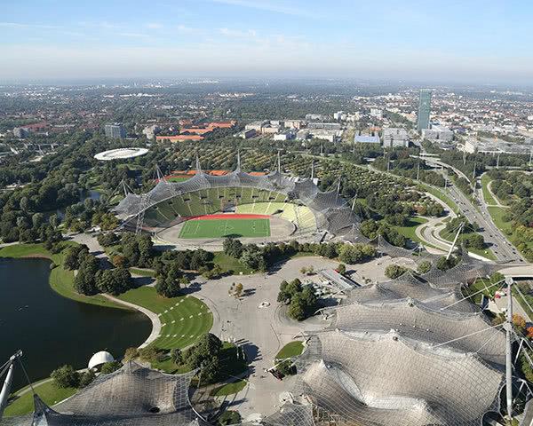 Klassenfahrt München: Olympiapark