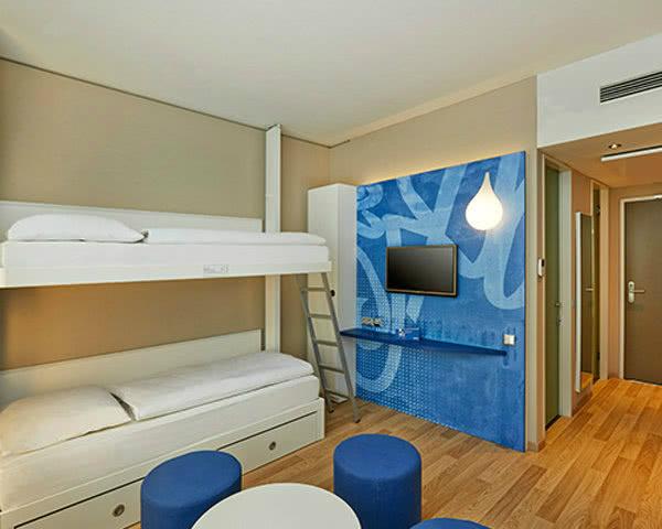 Abireise H2 Hotel: Zimmerbeispiel