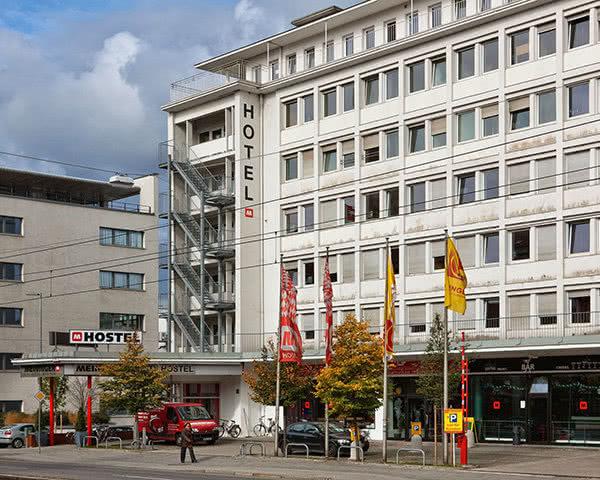 Studienfahrt Meininger City Center München- Außen