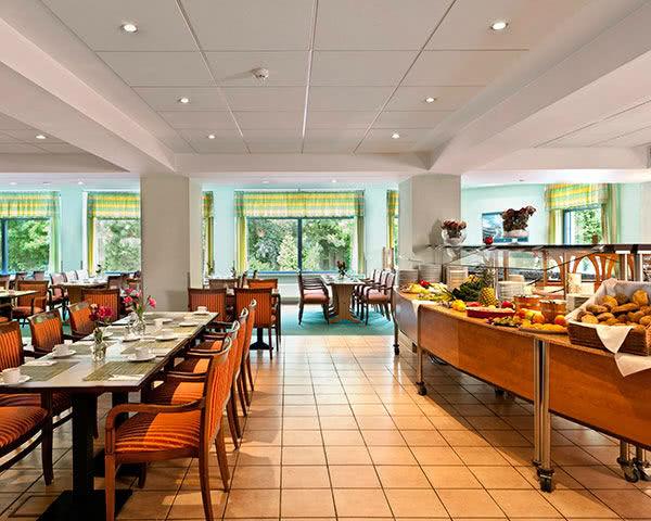 Kursreisen Grand City Hotel Globus Berlin: Restaurant