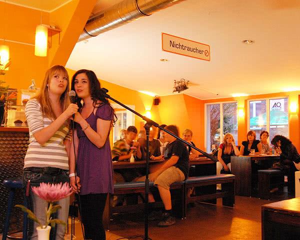 Schulreisen A&O Berlin Friedrichshain: Karaokeabend