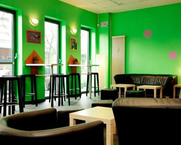 Schülerreisen aletto Kreuzberg: Lounge