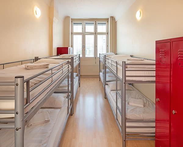 ALL IN Hostel Berlin: Mehrbettzimmer ALL IN Hostel Berlin