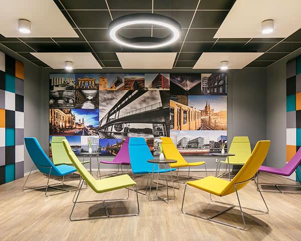 Comforthotel Lichtenberg- Lounge Comforthotel Lichtenberg
