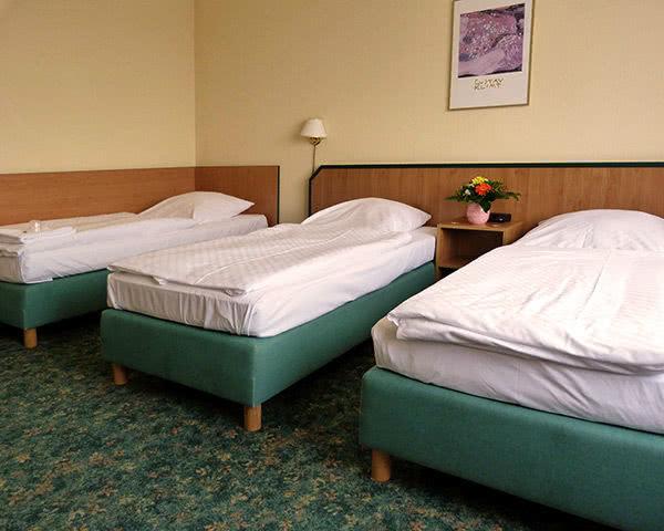Schulfahrt Comforthotel Lichtenberg- Zimmerbeispiel
