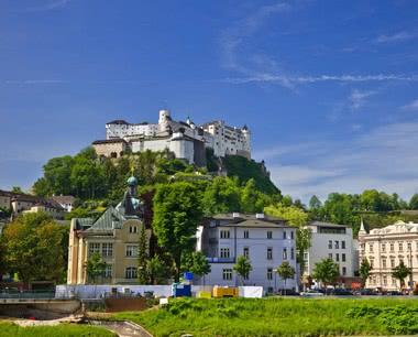 Klassenfahrt Festung Hohensalzburg