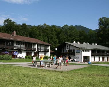 Abifahrt Freizeitzentrum Schapbachhof- Außenansicht