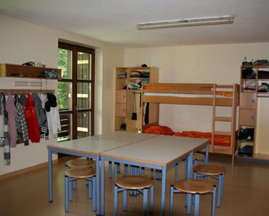 Studienfahrt Freizeitzentrum Schapbachhof- Zimmerbeispiel