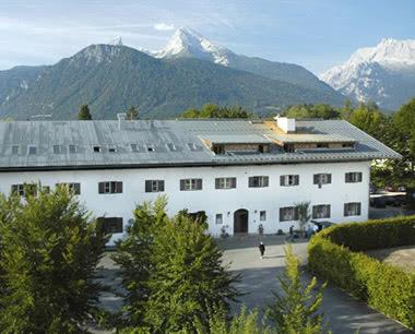 Gruppenfahrten Jugendherberge Berchtesgaden- Haupthaus