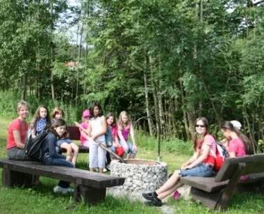 Klassenfahrt Königssee Grillen