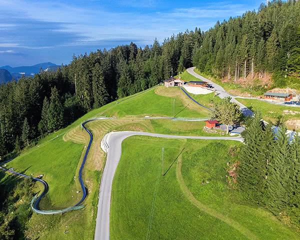 Klassenfahrt Berchtesgaden - Königssee - Sommerrodelbahn