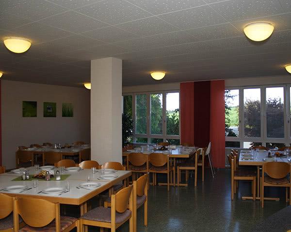 Jugendreise Freizeitheim Lindenwiese: Speisesaal