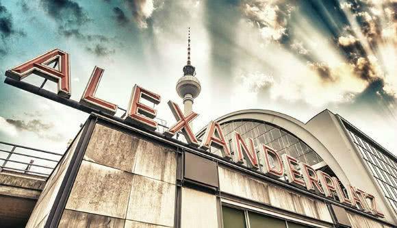 Klassenfahrt Berlin - Alexanderplatz