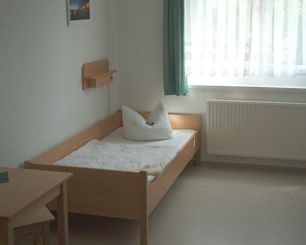Klassenreise Jugendgästehaus Maternistraße: Zimmerbeispiel