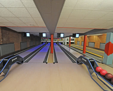 Klassenfahrt Eifel- Ferienerlebnispark Hambachtal Bowlingbahn