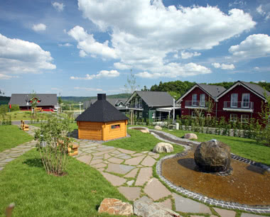 Schulfahrt Lindner Ferienpark: Unterkunftsbeispiel