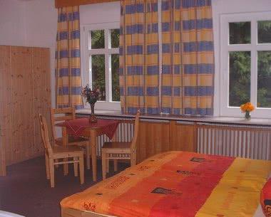 Klassenfahrt nach Oberwiesenthal: Naturbaude Eschenhof
