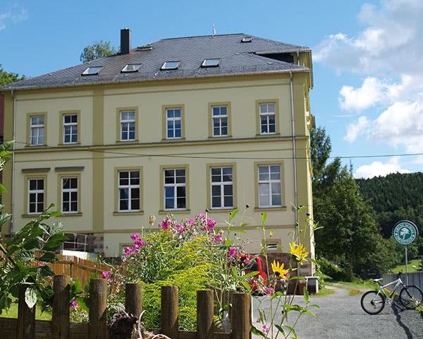 Studienfahrt Grüne Schule grenzenlos- Schule