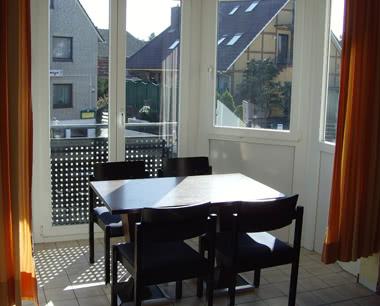 Abifahrt JBS Haus zur Sahlenburg- Zimmerbeispiel