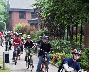 Jugendherberge Cuxhaven - Fahrradtour