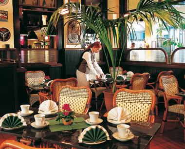 Studienfahrten Steigenberger Hotel Frankfurt-Langen- Restaurant