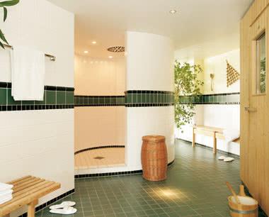 Abireisen Steigenberger Hotel Frankfurt-Langen: Wellnessbereich