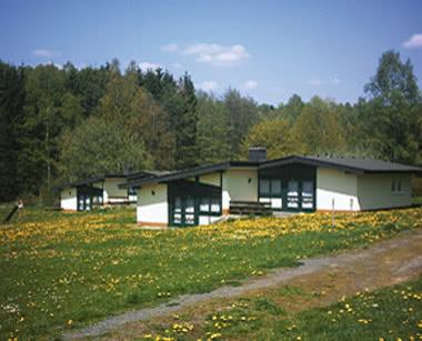 Studienfahrt Feriendorf Gedern- Unterkunftsbeispiel