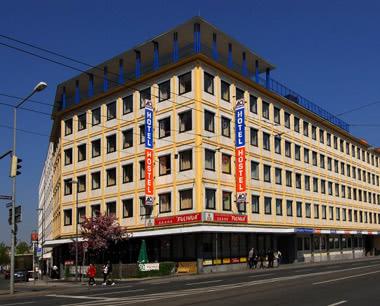 Klassenfahrt A & O City Hostel Nürnberg- Außenansicht