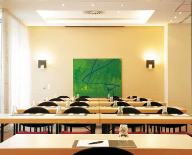 InterCityHotel Nürnberg: Konferenzzimmer