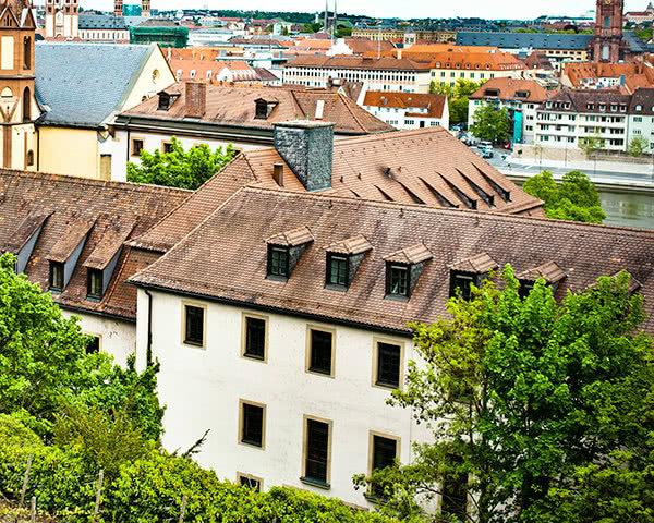 Abifahrten Jugendherberge Würzburg- Innenstadt
